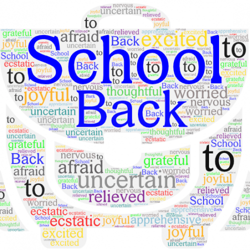What does back to school 2020 mean for you?