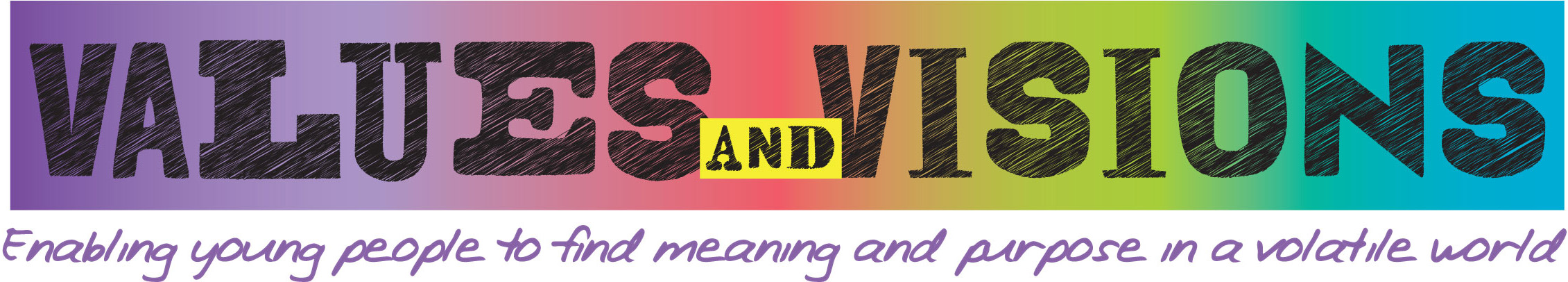 Values and Visions Banner